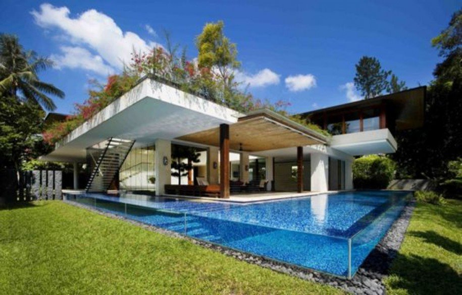 awesome-sustainable-green-architecture-homes-design-with-extraordinary-pool-ideas-915x585
